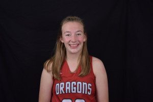 Leah Seib scored 19 points, including nine in an 11-0 second-half run, in the Dragons' 54-51 win over Perry Meridian.