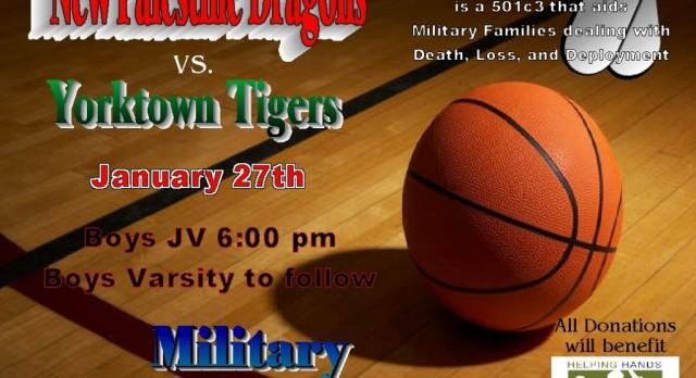Homecoming, Military Appreciation Night coming Friday