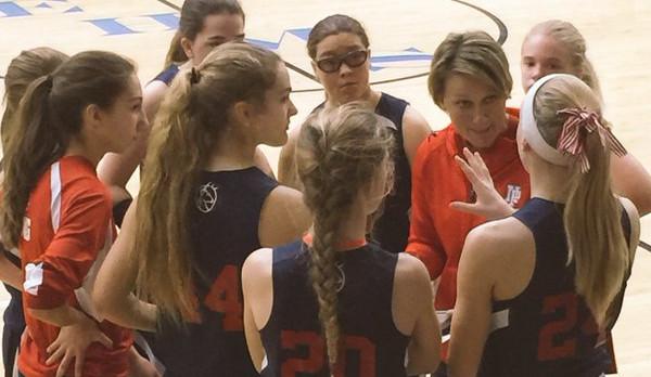 Gizzi to lead Dragon girls basketball