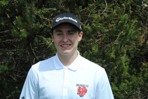 Blake Barnette led the Dragons with a 41.