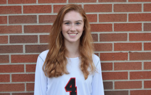 Allison Dennemann had a double-double, including 28 kills, for the Dragons.