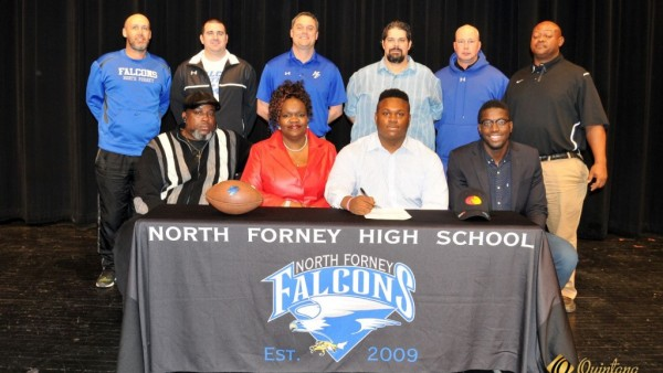 National Letter of Intent Signing Day North Forney Falcons – National Letter of Intent