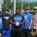 Norris Floyd Takes 1st in Shot Put & Discus @ Area Track Meet