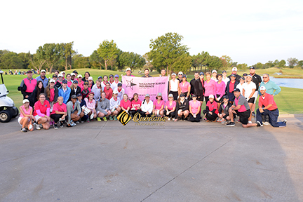 North Forney Golf and Texas Farm Bureau Host Inaugural Pink Out Classic