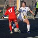 NFHS JV Girls Soccer vs. Heritage