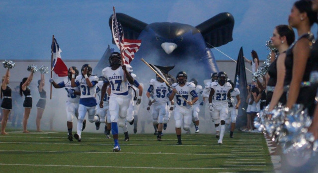 Falcon Scrimmage Information – August 25th