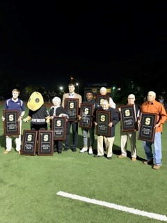 2016 Sprayberry Athletics Hall of Fame Inductees