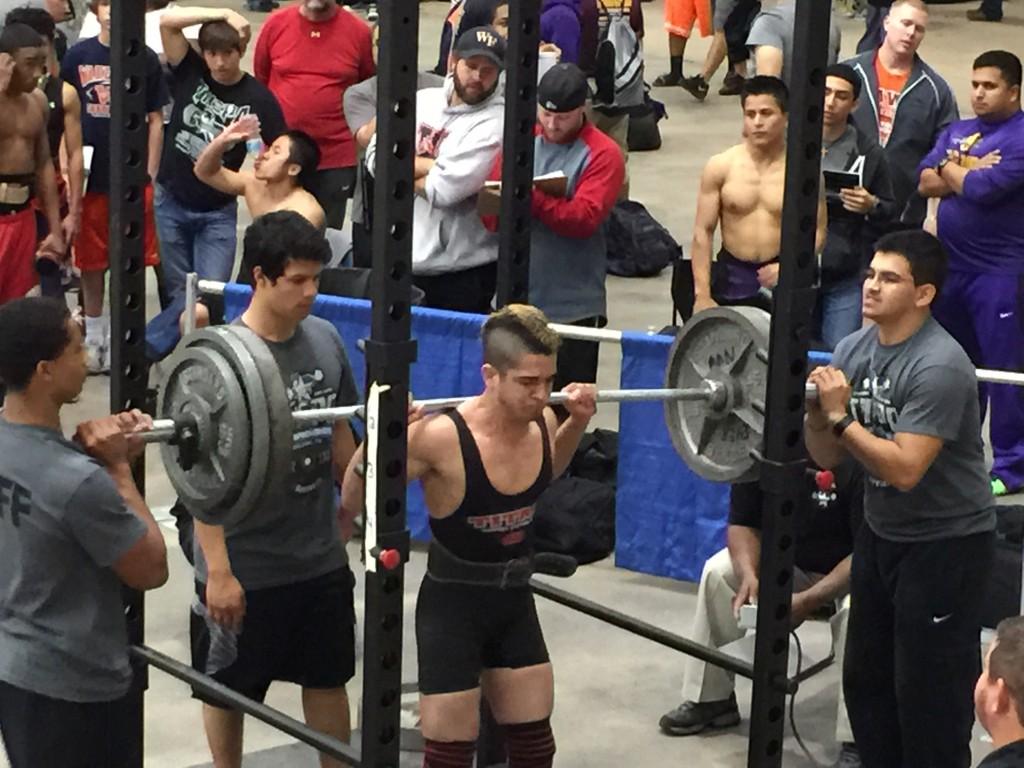 state powerlifting meet oklahoma