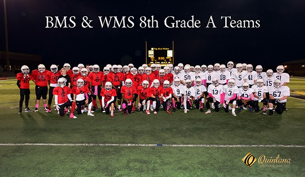 Middle School Pink Out Games Were a Huge Success