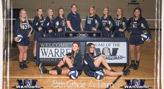 Warren MS Volleyball Pics