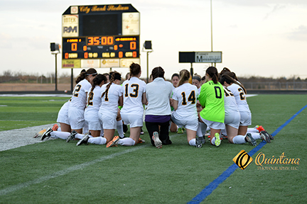 """Forney Lady Rabbits' Varsity Soccer Team Host the 5th Annual LRS Invitational Tournament"