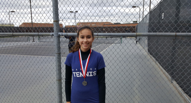 Warren Tennis Shines in Terrell Tournament