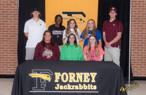 FHS Signings