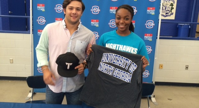 Two Sign National Letters of Intent