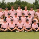 2016 Tigers Golf Team Photo