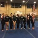 Gymnastics – Courtesy of Sandy Rees