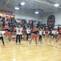 Winter Youth Cheer Clinic Performance 12/15/15