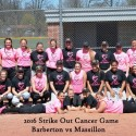 Strike Out Against Cancer Softball Game
