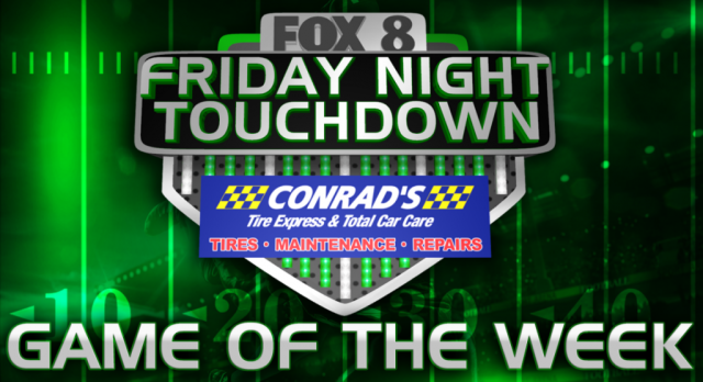 Fox 8 Game of the Week! Massillon vs Mentor