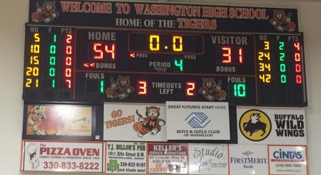 Lady Tigers moving on to face Perry on Thursday