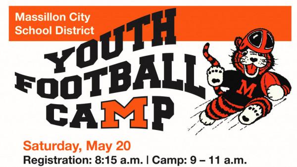2017 Football Camp Flyer 2