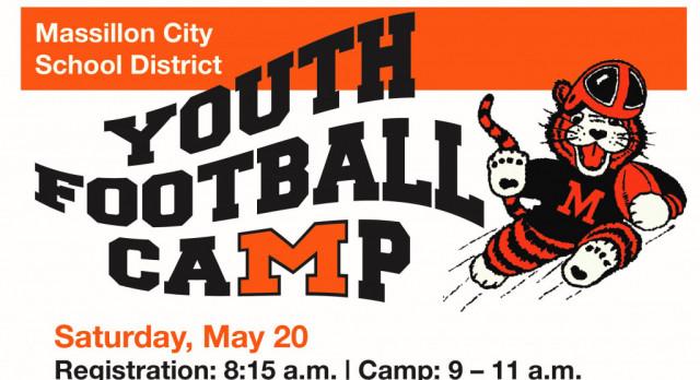 FREE YOUTH FOOTBALL CAMP THIS SATURDAY!! #TIG