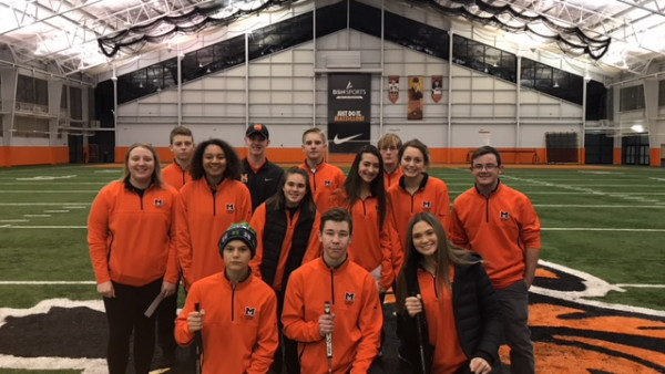 The Massillon Tiger Boys & Girls golf teams held their free clinic tonight  for 7th & 8th graders. The clinic was a huge success. Both the girls and  boys ...