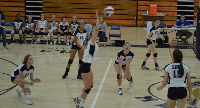 Volleyball Game vs. Bellevue