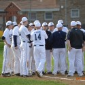 Varsity Baseball vs. Holy Cross  4.21.15