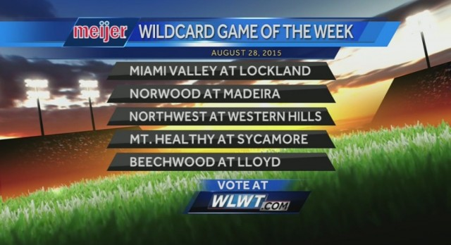Vote Lloyd For game of the week.