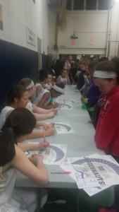 Autographs are fun!