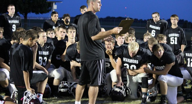 """2 Minute Drill"" with Coach Hess – Southern Wells Week"