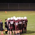 Middle Football vs Tri-Central