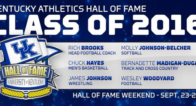 Conley Grad named University of Kentucky Hall of Fame