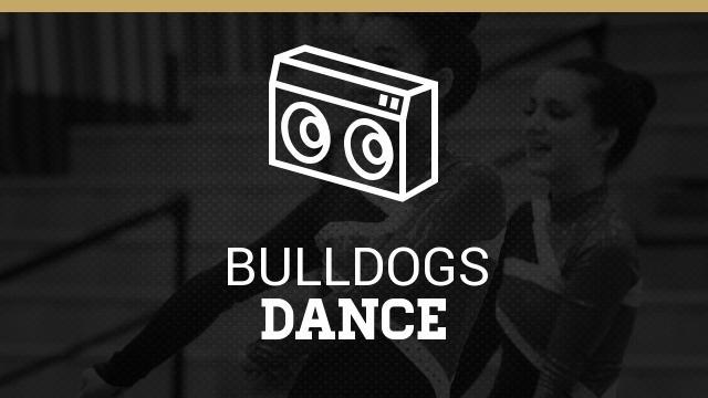 Dance Team Promotes School Spirit