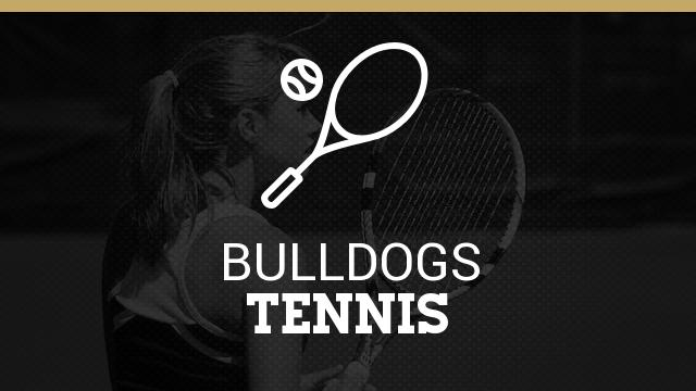 Camden's Inabinet undefeated at #2 doubles in girls tennis