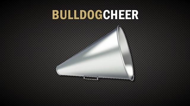 Cheerleaders are important ingredient in school success