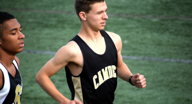 Lawson Sets New CHS Record at Coaches Classic