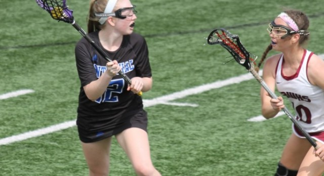 Girls Lacrosse Land 2 on All- State Teams
