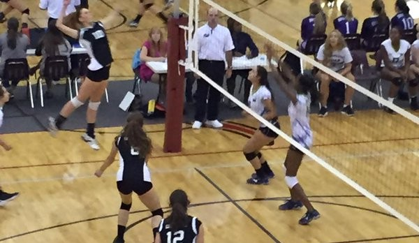 Volleyball Fall Tryout