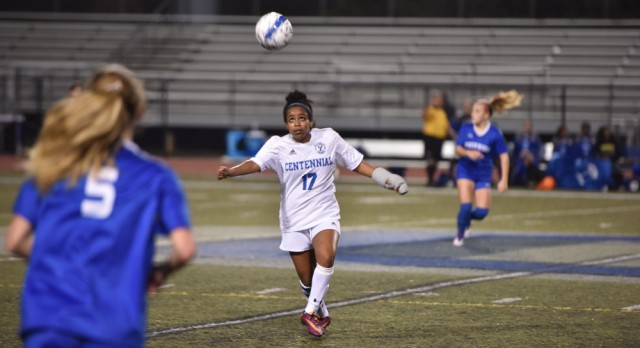 Girls Soccer beats #1 Pope; Knights Sweep Greyhounds