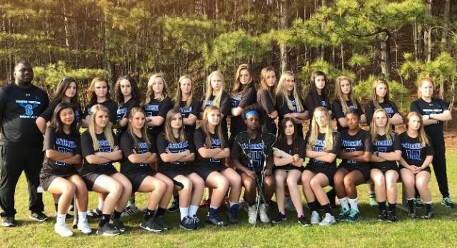 Girls Lacrosse Senior Night Friday!