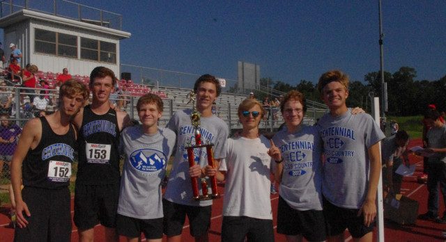 XC – Boys win OLM Invitational, Girls finish 2nd