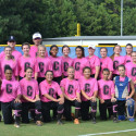 2017 Pink Out Game Varsity Softball