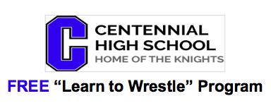 """Jr Knight's """"Learn to Wrestle"""" Program"""