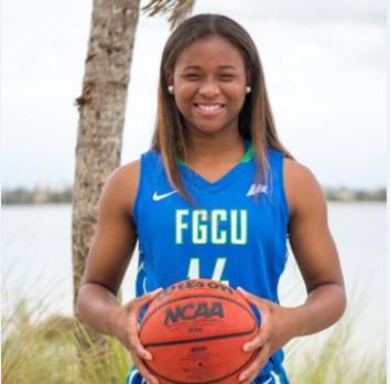 Shekinah Guthrie Verbally Commits to Florida Gulf Coast