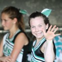 Middle School Cheer 9.4.14