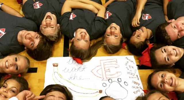 FCHS Cheerleaders Attend UGA Cheer Camp!