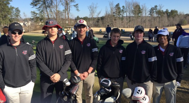 Boys Golf Defeats Cherokee