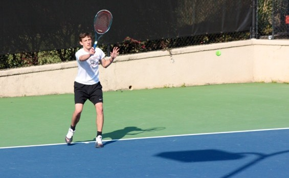Tennis Seeking Tournament Bid